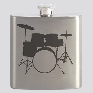 Drumset Flask