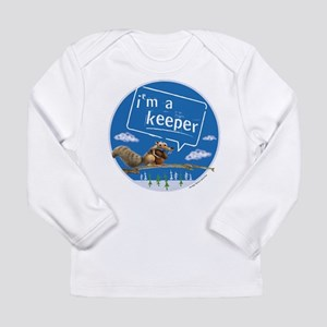 Ice Age I'm a Keeper Long Sleeve Infant T-Shirt