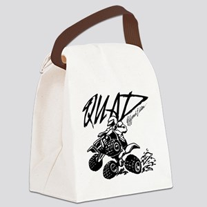 QUAD 4x4 Off Road Edition Canvas Lunch Bag