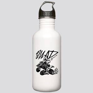 QUAD 4x4 Off Road Edit Stainless Water Bottle 1.0L