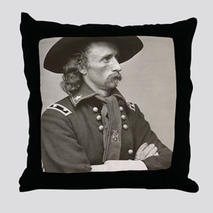 famous western people Throw Pillow