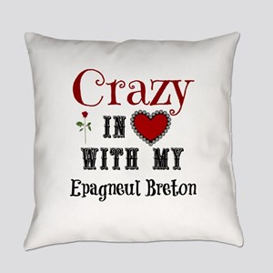 Epagneul Breton Everyday Pillow