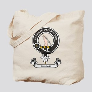 Badge-Mitchell Tote Bag