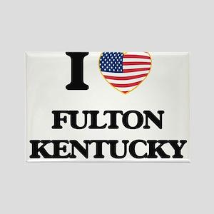 I love Fulton Kentucky Magnets