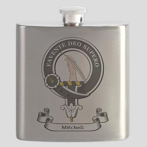 Badge-Mitchell Flask