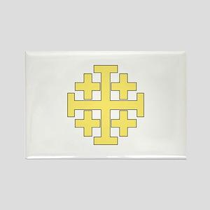 Jerusalem Cross Magnets