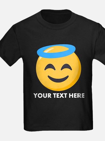 Halo Emoji Personalized T