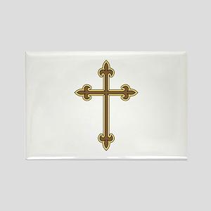 Ornamental Cross Magnets
