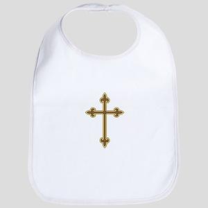 Ornamental Cross Bib
