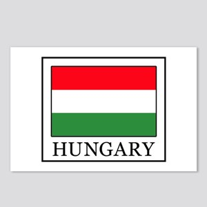 Hungary Postcards (Package of 8)