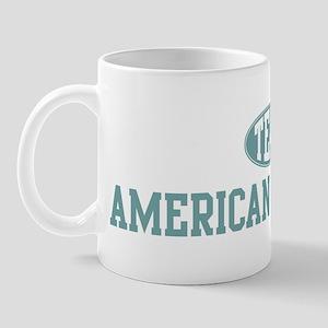 Team American Brittany Mug