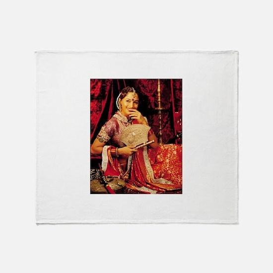 Madhuri Throw Blanket