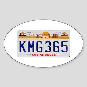 KMG365 Los Angeles Sticker