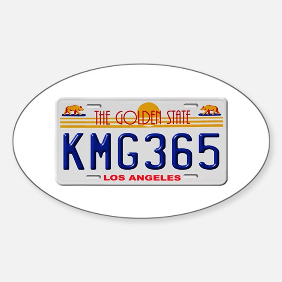 KMG365 Los Angeles Decal