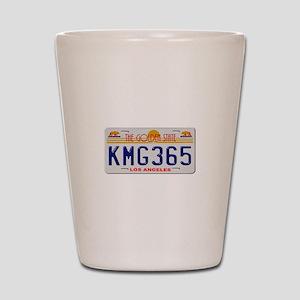 KMG365 Los Angeles Shot Glass