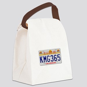KMG365 Los Angeles Canvas Lunch Bag