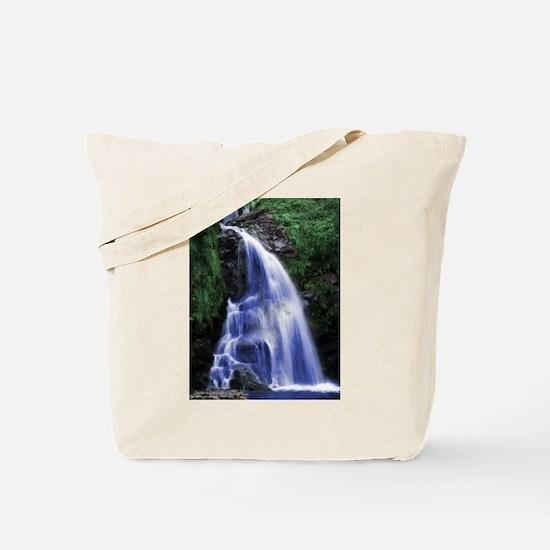 Magical Fury Waterfall Tote Bag