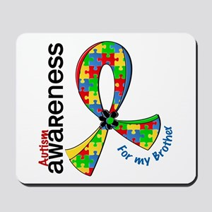 For My Brother Autism Mousepad