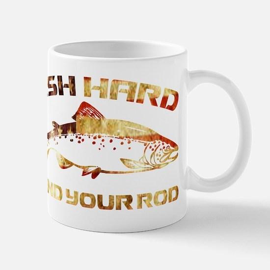 SALMON FISHING Mugs