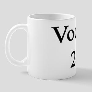 Vocalist 24/7  Mug