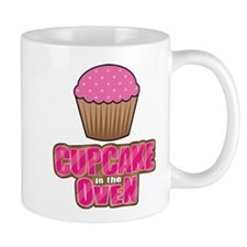 Cupcake in the Oven Mugs