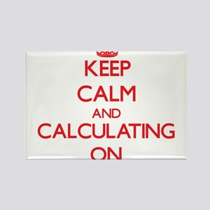 Keep Calm and Calculating ON Magnets