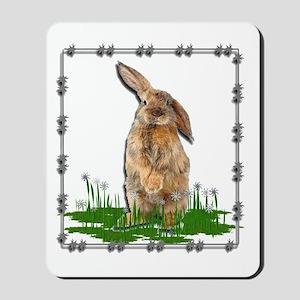 rabbit4 Mousepad