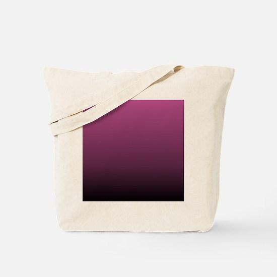 modern burgundy ombre Tote Bag