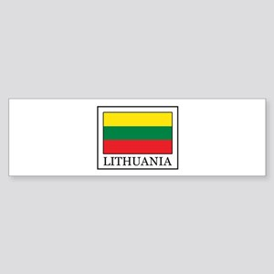 Lithuania Bumper Sticker