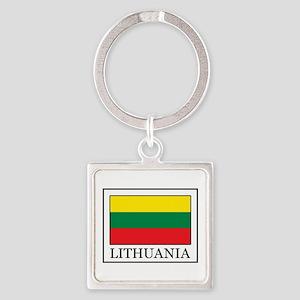 Lithuania Keychains