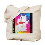 Happy Angel Tote Bag
