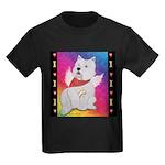 Happy Angel Kids Dark T-Shirt