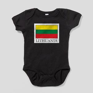 Lithuania Baby Bodysuit