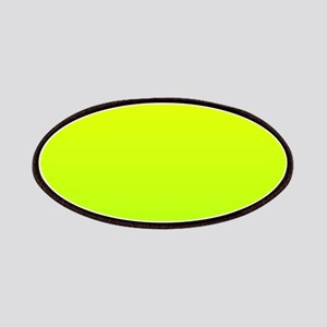 lime green yellow ombre Patch