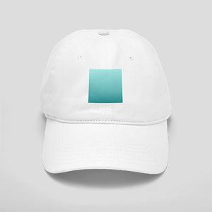 beach seafoam ombre Cap