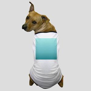 beach seafoam ombre Dog T-Shirt