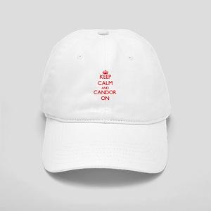 Keep Calm and Candor ON Cap