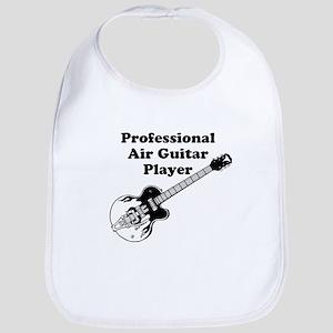 Professional Air Guitar Player Bib