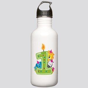 First Birthday Stainless Water Bottle 1.0L