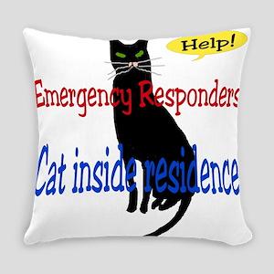 catalert01 Everyday Pillow