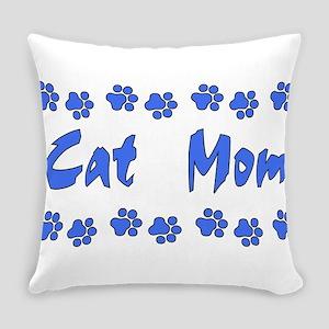 catmom01 Everyday Pillow
