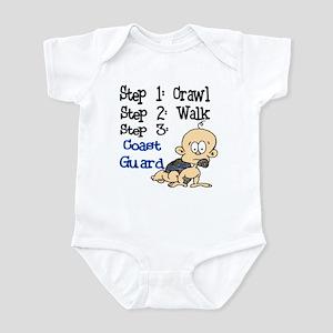 USCG Baby Infant Bodysuit