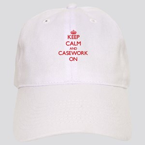 Keep Calm and Casework ON Cap