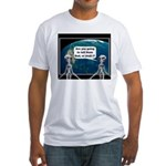 Alien God Fitted T-Shirt