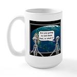 Alien God Large Mug