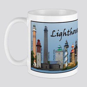 Lighthouses of France Mug