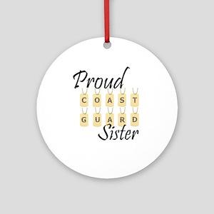CG Sister Ornament (Round)