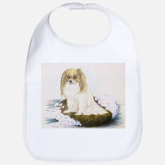 Phalene mermaid Bib