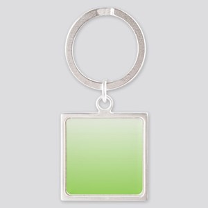 ombre Square Keychain