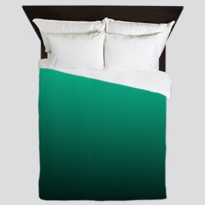 ombre Queen Duvet